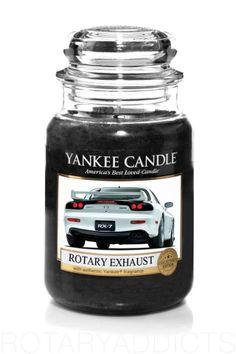 Race Car Gas Scent