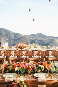 Beautiful view: http://www.stylemepretty.com/2013/10/29/malibu-wedding-from-max-wanger-bash-please/ | Photography: Max Wanger - http://maxandfriends.com/