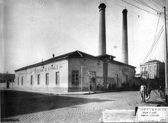 Rua Araújo em 1901