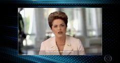 Vídeo com discurso de Dilma contra impeachment é divulgado na internet