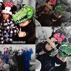 DARAGON at Disney Sea Tokyo 120415 #dara #gdragon #nyongdal