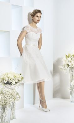 d097e8e522 Las 32 mejores imágenes de Tendencias Vestidos de Novia