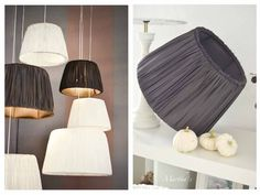 I so much love these lamps from Tine K Home. I had to have these in my shop.   www.martha-s.de