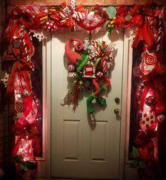 #etsy #garland #garlands #custom #wreaths #mesh #holidaydecor #christmas #christmasdecor #christmasgarland #layaway #mantle #stairway #banister #door #ribbons #bows #ornaments #elf #candyland #holidaydecor #holidaydesigner #google #holidaze #holidazedecor #holidaydecot