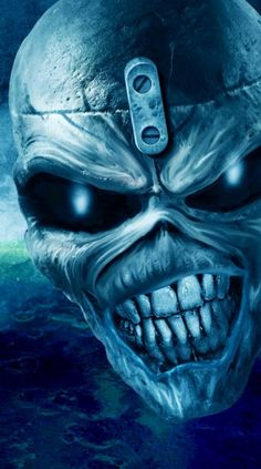 The Final Frontier... Iron Maiden! m/