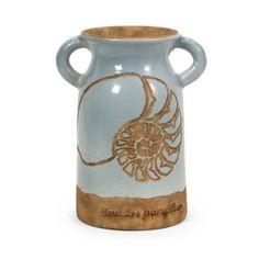 Seashell Naples Urn