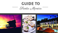 The Agency's Guide To Santa Monica