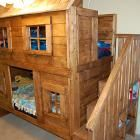 Ana White | Build a Sweet Pea Bunk Bed | Free and Easy DIY Project and Furniture Plans
