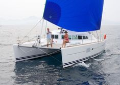 Lagoon 410 Catamaran Charter, 4 cabins, 8+2 berths. Available for charter in Croatia, Greece, Italy etc.