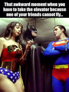 All Batman's fault