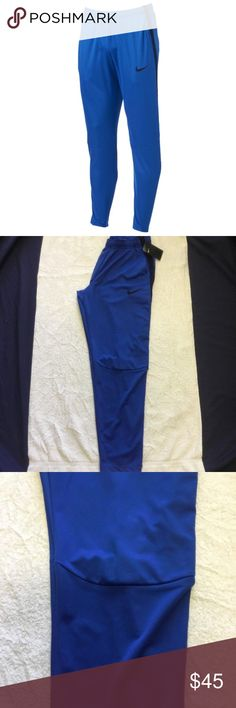 NIKE Men's Epic Knit Pants nwt product on hand, genuine ship with care   PRODUCT DETAILS  Train and prepare in these men's Nike athletic pants.   PRODUCT FEATURES      Dri-FIT moisture-wicking fabric     Tapered legs     Elastic waistband     2-pockets  FABRIC & CARE      Polyester     Machine wash     Imported Nike Pants Sweatpants & Joggers