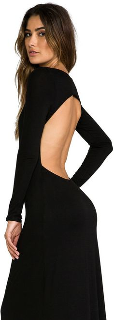 Gypsy 05 Long Sleeve Open Maxi Dress | #Chic Only #Glamour Always