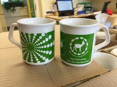We love this idea .... #HotChocFridays with headteacher - art apated to work alongside our exclusive Starburst design!