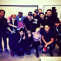 JB & crew watched the #BelieveMovie tonight! Christmas Day... are you ready?