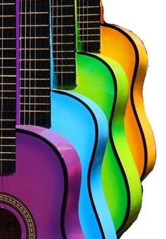 Crazy Colour, Color Pop, Beautiful Love Pictures, Creative Colour, Guitar Art, Creative Pictures, World Of Color, House Colors, Bold Colors