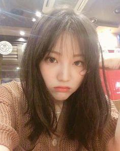 ⭐️별⭐️  photo in 2020  korean short hair korean bangs