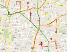 itinerario a piedi a londra, giorno 3 - shoreditch, brick lane, spitalfields market