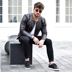 fashion men are the new black — lookbook-fashion-men:  ...