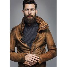 "I was like, ""Oh wow, new beard model."" It's f**king Passmore"
