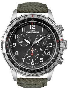 Men's Watches, Timex Watches, Sport Watches, Luxury Watches, Cool Watches, Timex Military Watch, Best Military Watch, Military Men, Style Brut