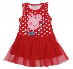 Girls' dresses autumn/summer peppa pig sleeveless dress Lace,Red,2y Nova http://www.amazon.com/dp/B00JGHNI6Q/ref=cm_sw_r_pi_dp_bW5eub13N7QWT