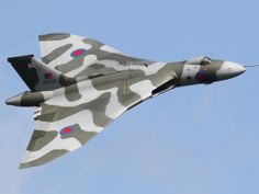 RAF Avro Vulcan Bomber