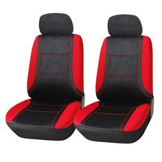 Furnistar 4-Piece Car Vehicle Protective Seat Covers CV0214