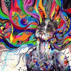Mixed Media by Callie Fink http://www.cruzine.com/2014/04/23/mixed-media-callie-fink/… Please RT #art #illustration pic.twitter.com/OKiGe3ZmJZ