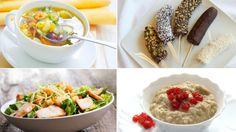 SUNNE MATTIPS: Kanskje «kjøttfri mandag» eller «suppetorsdag» blir en fast vane i 2014?