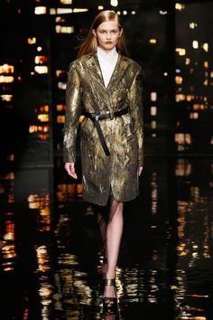 Highlights From New York Fashion Week Fall 2015  - ELLE.com