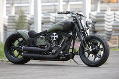 Check this Harley Davidson custom bike, it is awesome
