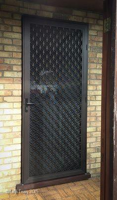 Security flyscreen doors3 · Security DoorMy Dream HomeSafe Door & E-SECURITY Doors | Screen doors and Security Doors | Pinterest ... pezcame.com