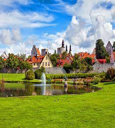 Visby, Gotland , Sweden - Travel Pedia