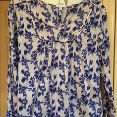 BOGO FREE SALE GAP light tunic Great summer tunic! Flowy comfort! GAP Tops Tunics