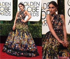 Golden Globes 2017: Olivia Culpo - Fashionismo