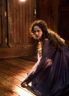 Eva Green as Serafina Pekkala from His Dark Materials
