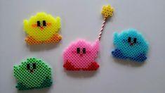 アイロンビーズ図案付き:星のカービィ|気付けばいつも、絵を描いていた。 Perler Beads, Perler Bead Art, Fuse Beads, Perler Bead Templates, Pearler Bead Patterns, Perler Patterns, Minecraft Pattern, Modele Pixel Art, Pixel Beads