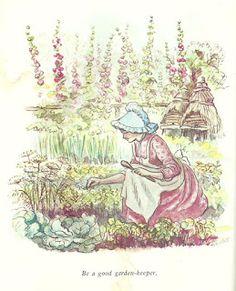 Lady Linda ♡: First Friday Tasha Tudor Book Review....A Bit Late!