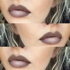 Stone lip liner & Myth lipstick from MAC pin: georgiapeachyyy🍑 Makeup Goals, Makeup Tips, Beauty Makeup, Makeup Ideas, Hair Beauty, Pretty Makeup, Love Makeup, Scary Makeup, Lipstick Colors