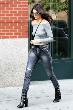 Celebrity Fall Boots