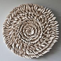 Marie Andree Cote ceramic art