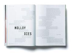 A literary magazine. Graphic Design Resume, Freelance Graphic Design, Text Layout, Book Layout, Editorial Layout, Editorial Design, Book Design, Layout Design, Web Design Trends
