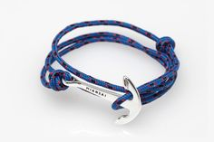 Cool Anchor Bracelet - Sailors will love it <3