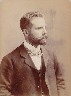 Handsome Vintage Portrait