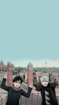 Time goes inside the box Manga Anime, Anime Ai, Fanarts Anime, Anime Guys, Anime Characters, Yuri Anime, Wallpaper Animé, Cute Anime Wallpaper, Ice Aesthetic