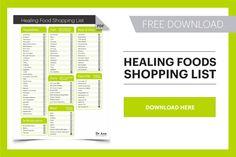 The Healing Foods Diet - Dr. Axe