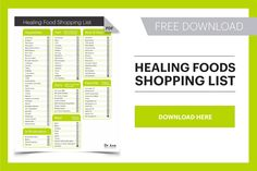 The HEALING FOODS diet is not just a diet; it's a tool that will launch you into a total health transformation. This diet was designed to help anyone triumph over diseases like: Diabetes, Obesity, Heart Disease, Autism, Digestive disorders, Fatigue, Depression, Hormone imbalance, and Cancer prevention. The diet targets FIVE ASPECTS of your health to help you gain victory over … Read More