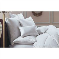 Euro Pillow Stuffer Shop the perfect stuffer available in Down and Down Free. White Hungarian Goose Down or Polyester Fill 254 thread count Cotton Cambric RDS Certified Made In The USA By Downright King Size Pillows, Soft Pillows, Bed Pillows, Down Comforter, Comforter Sets, Goose Down Pillows, Contour Pillow, European Pillows, Feather Pillows