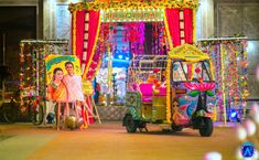 Haldi Decoration is defined by the colourful and quirky elements used! Check out these awesome haldi ceremony decoration ideas for your wedding in Mehndi Ceremony, Wedding Mehndi, Haldi Ceremony, Mehndi Party, Tamil Wedding, Wedding Mandap, Desi Wedding, Punjabi Wedding, Wedding Ceremonies
