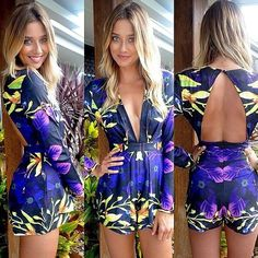 outfit: http://www.glamzelle.com/collections/whats-glam-new-arrivals/products/midnight-rose-onepiece-long-sleeves-playsuit-romper